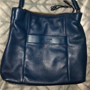 Gorgeous blue Kate Spade handbag